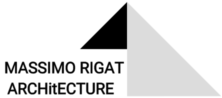 MASSIMO RIGAT ARCHITECTURE Logo